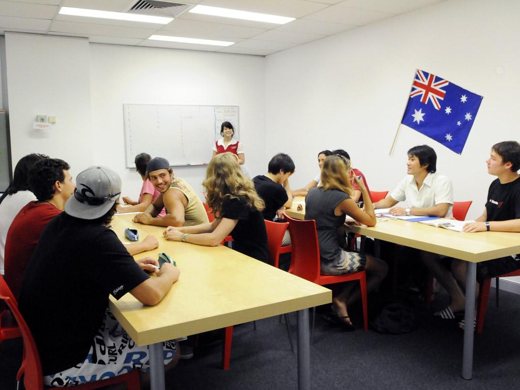 Browns English Language School Gold Coast
