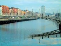 most archa v Dublinu